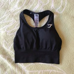 Gymshark Crop Vest